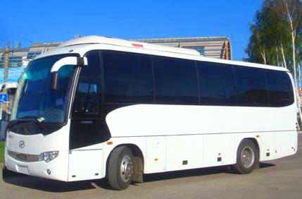 Автобус на заказ в Новосибирске