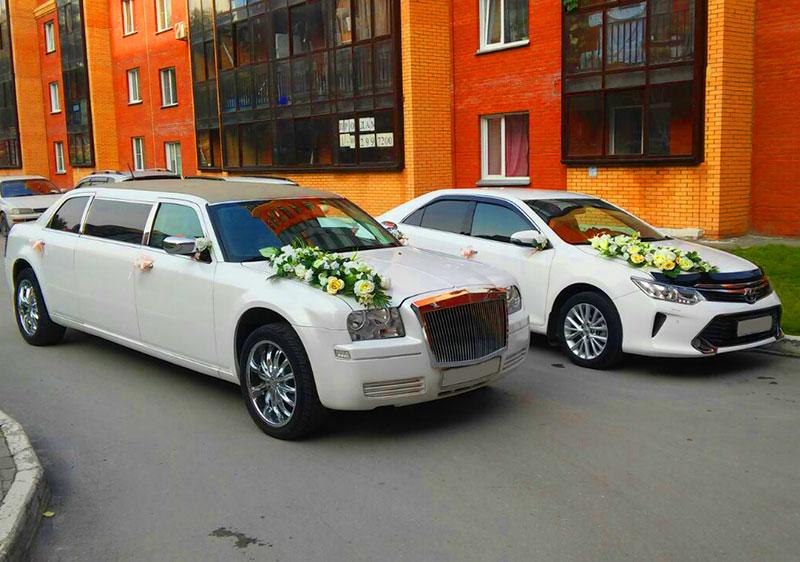 прокат лимузинов в новосибирске
