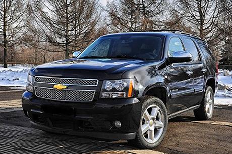 Аренда Chevrolet Tahoe с водителем
