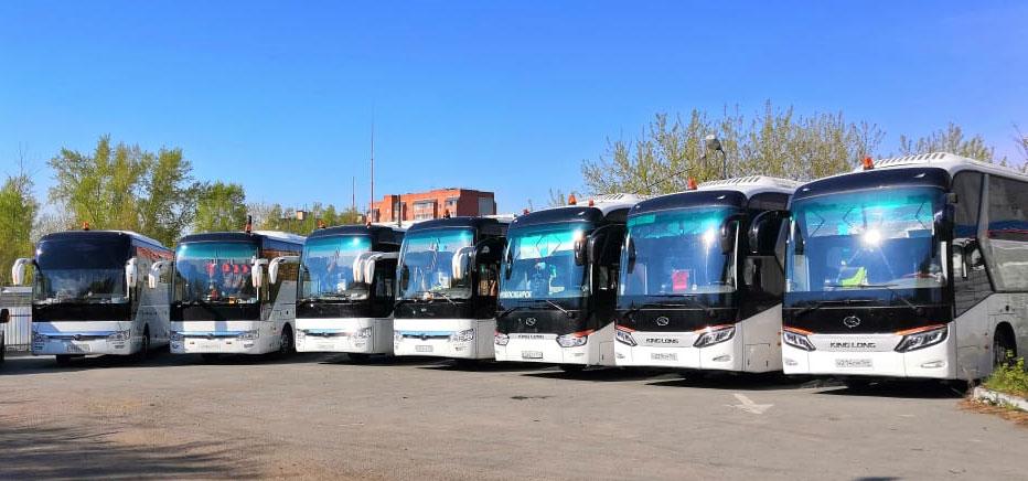 Заказ автобусов Новосибирск