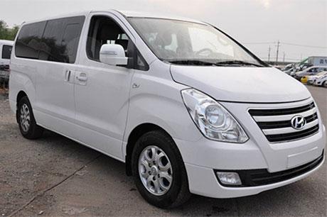 прокат Hyundai Grand Starex с водителем
