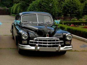 Прокат ретро-автомобиля в Новосибирске