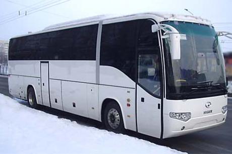 Заказ автобуса на 49 мест