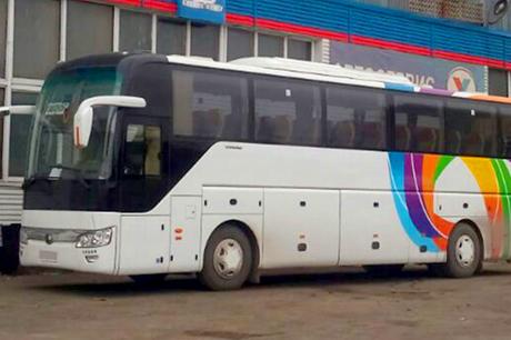 Заказать автобус на 51 место