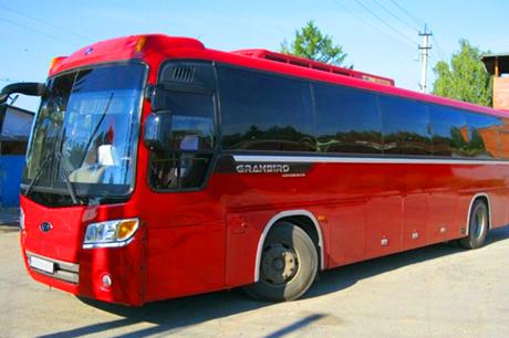 Заказать автобус 43 в Новосибирске