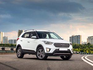 Hyundai Creta прокат без водителя в Новосибирске