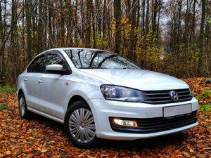 Volkswagen Polo прокат без водителя в Новосибирске